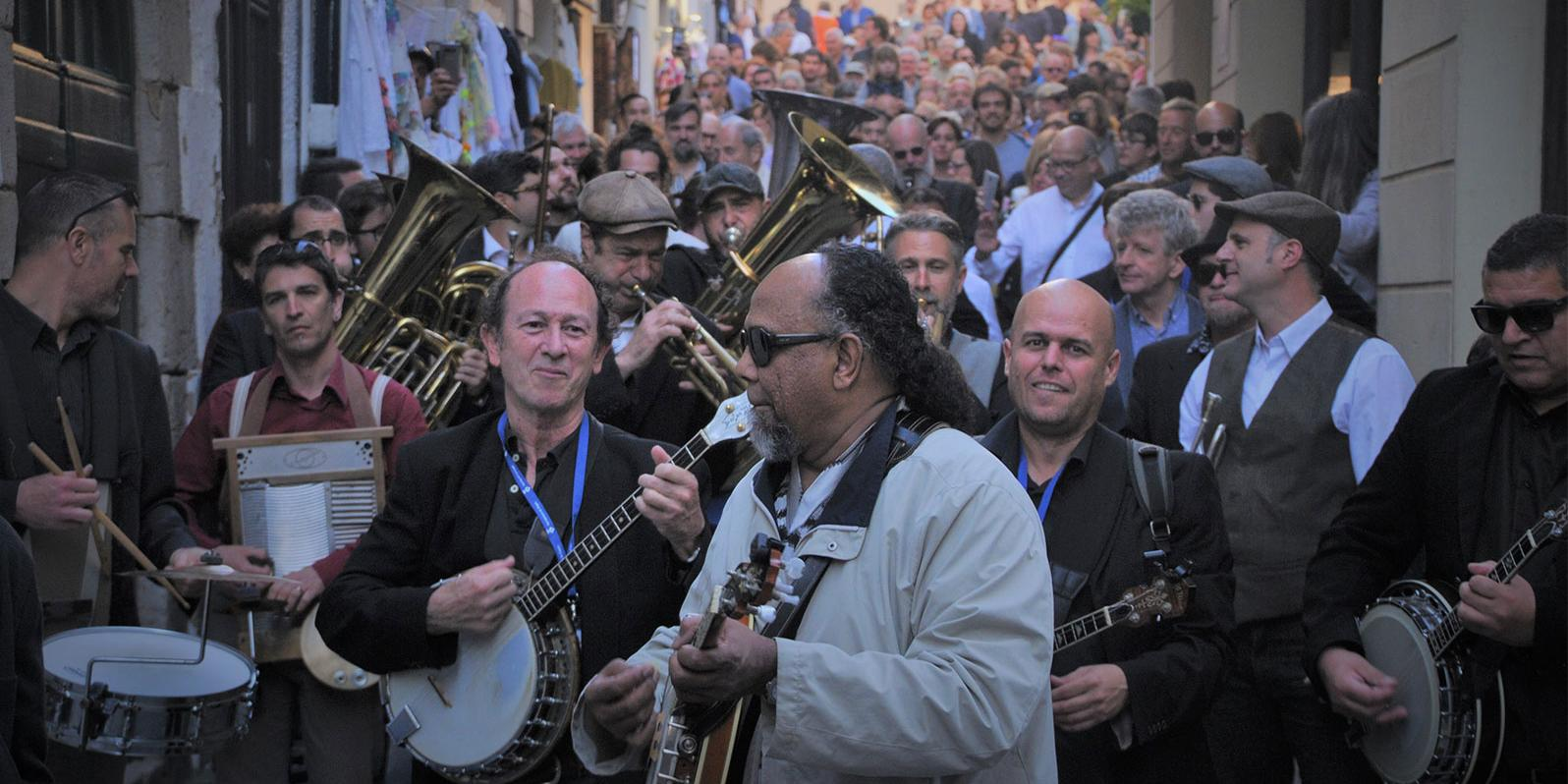 Festival Jazz Antic Sitges